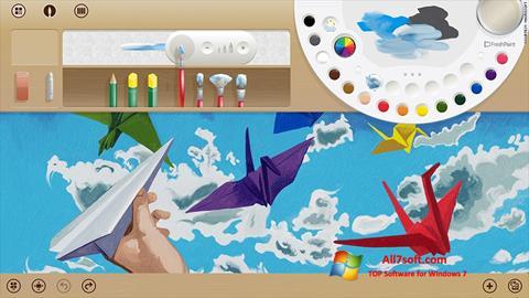 ภาพหน้าจอ Fresh Paint สำหรับ Windows 7