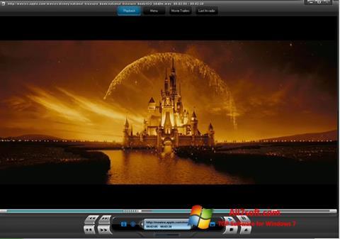 ภาพหน้าจอ Kantaris Media Player สำหรับ Windows 7
